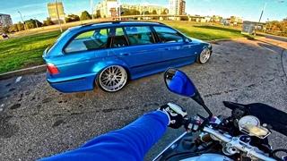 МотоБудни Ситуации на Дороге | BMW это ДИАГНОЗ!