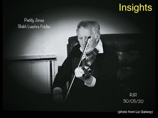 World Fiddle Day 2021 - Paddy Jones  - We Remember