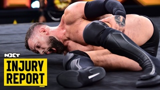 [#My1] What's Finn Bálor's condition after Damian Priest's ambush?: NXT Injury Report, May 14, 2020