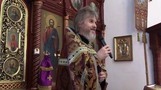 Иерей Сергий Макаров - проповедь в неделю 29-ю по Пятидесятнице