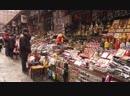 Souvenir street Wangfujing Beijing