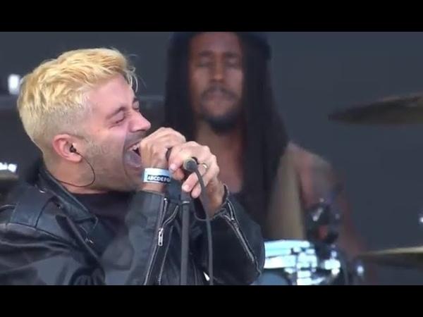 Glassjaw live at Pukkelpop 2018 [PRO HDFULL SET]