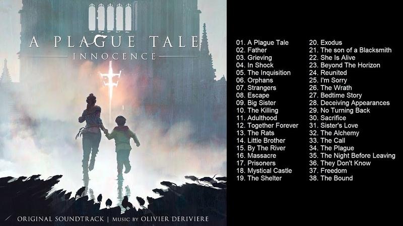 A Plague Tale Innocence Original Soundtrack Full Album
