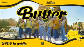 [K-POP IN PUBLIC | ONE TAKE] BTS (방탄소년단) 'Butter' | DANCE COVER by SelFish Rain ver.