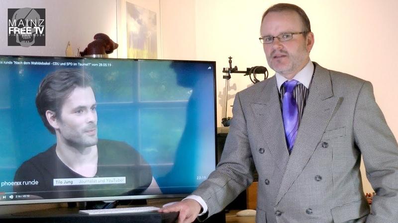 Mainz FREE-TV: Regulierung der Freiheit ... ... Finde den Fehler! MEDIEN ANALYSE