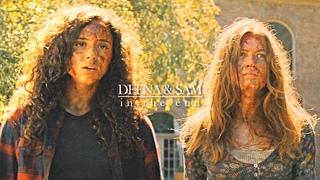 Deena & Sam | In The End (+fear street 1666)