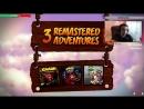Crash Bandicoot n sane trilogy 2 часть Ламповое прохождение №1Rus_озвучка