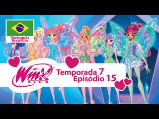 O Clube das Winx: Temporada 7, Episódio 15 - «As Pedras Mágicas» (Português Brasileiro)