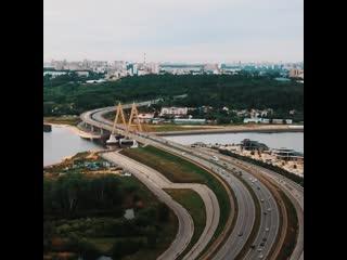 Казань попала в топ рейтинга городов России с лучшими дорогами. Оценки ставили сами жители. А что думаете вы?#дорогиРТ