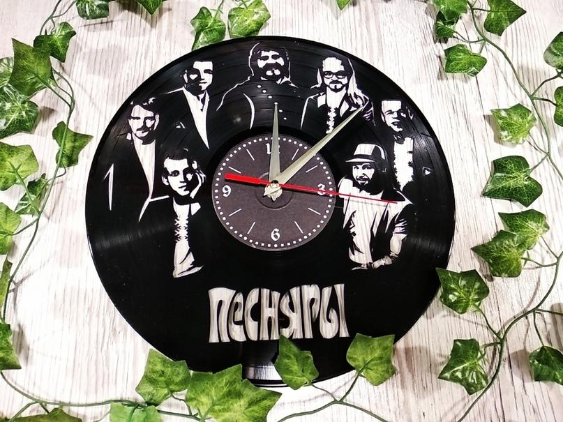 Эволюция изготовления часов и других изделий из виниловых пластинок, изображение №14