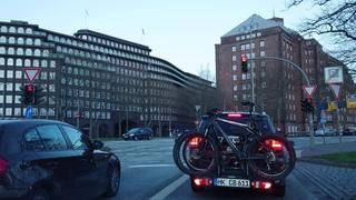 January 2020 in Hamburg driving in 4K